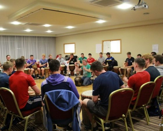 Irish Under 20 Rugby Team