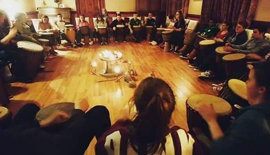 Drumming Video
