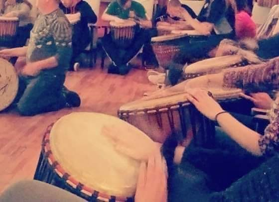 Drumming Programs for Schools